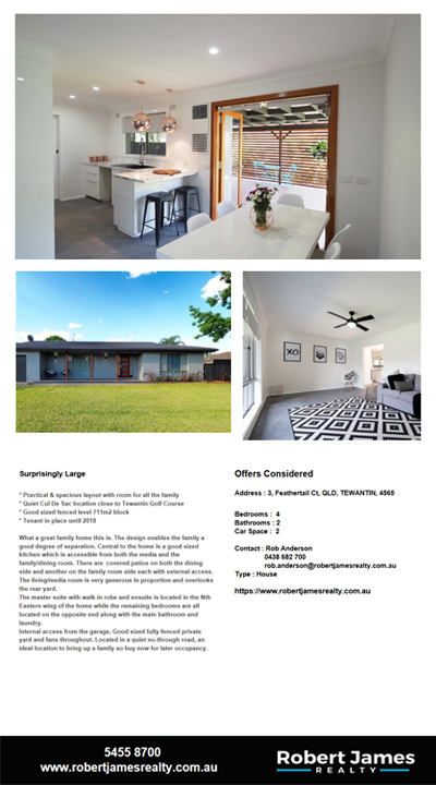 Downloaded Property Brochure